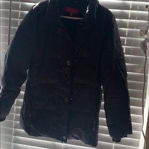 Anne Klein down jacket